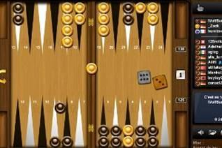 Tournois du Backgammon